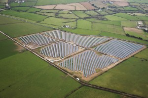Four Burrows solar park