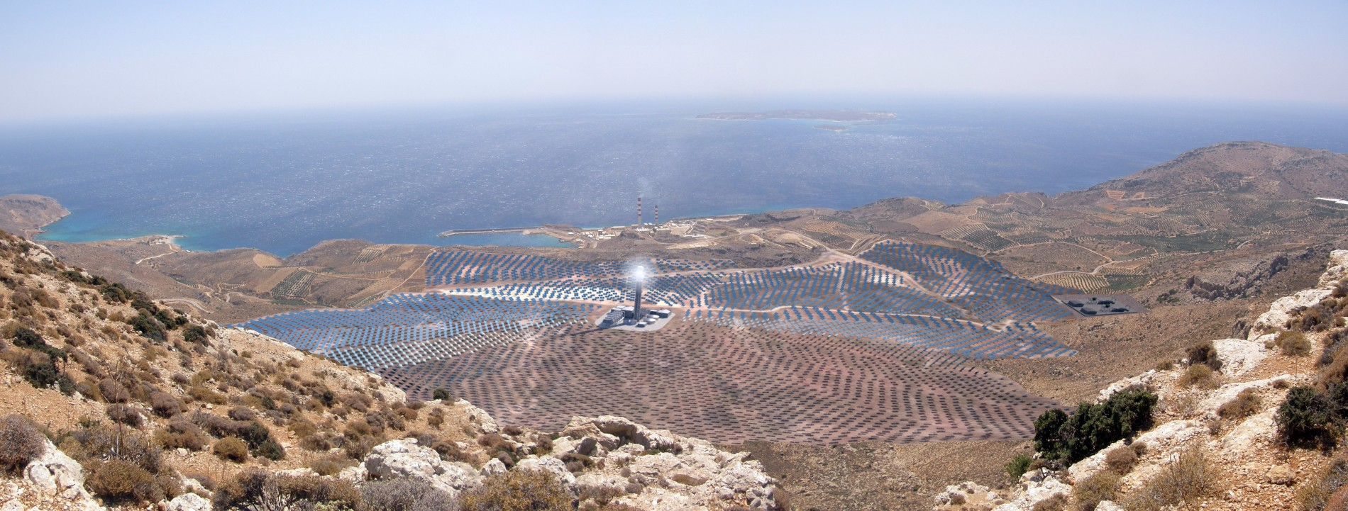 Concentrated solar power - Nur Energie