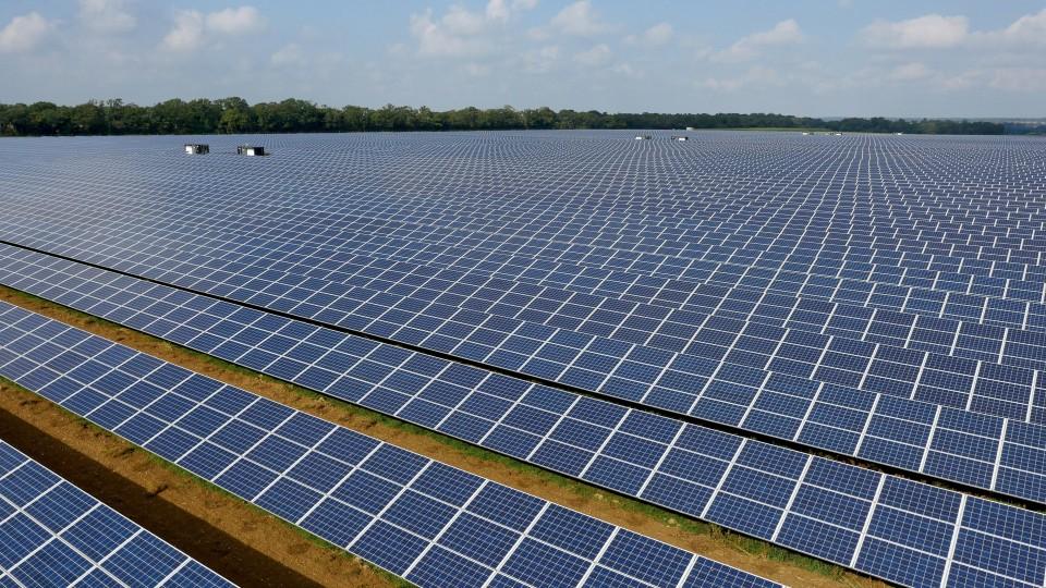 Lackford Estate solar park