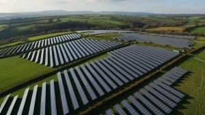 Callington solar park