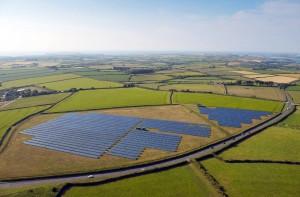 Trenouth solar park