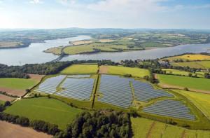 Warleigh Barton solar park