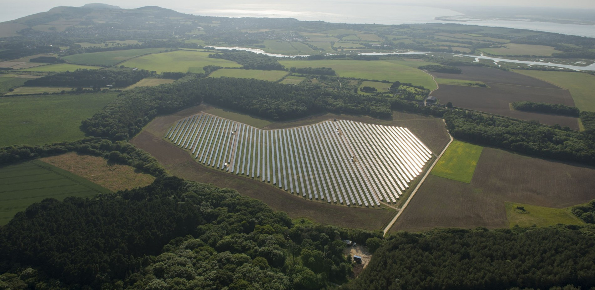 Wilmingham Solar Park Our Projects Low Carbon