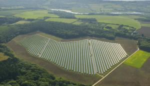 Wilmingham solar park