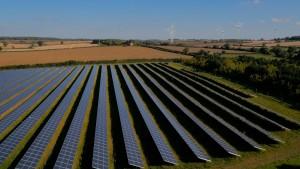 Emberton solar park