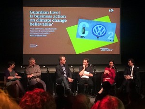 Guardian Live Event