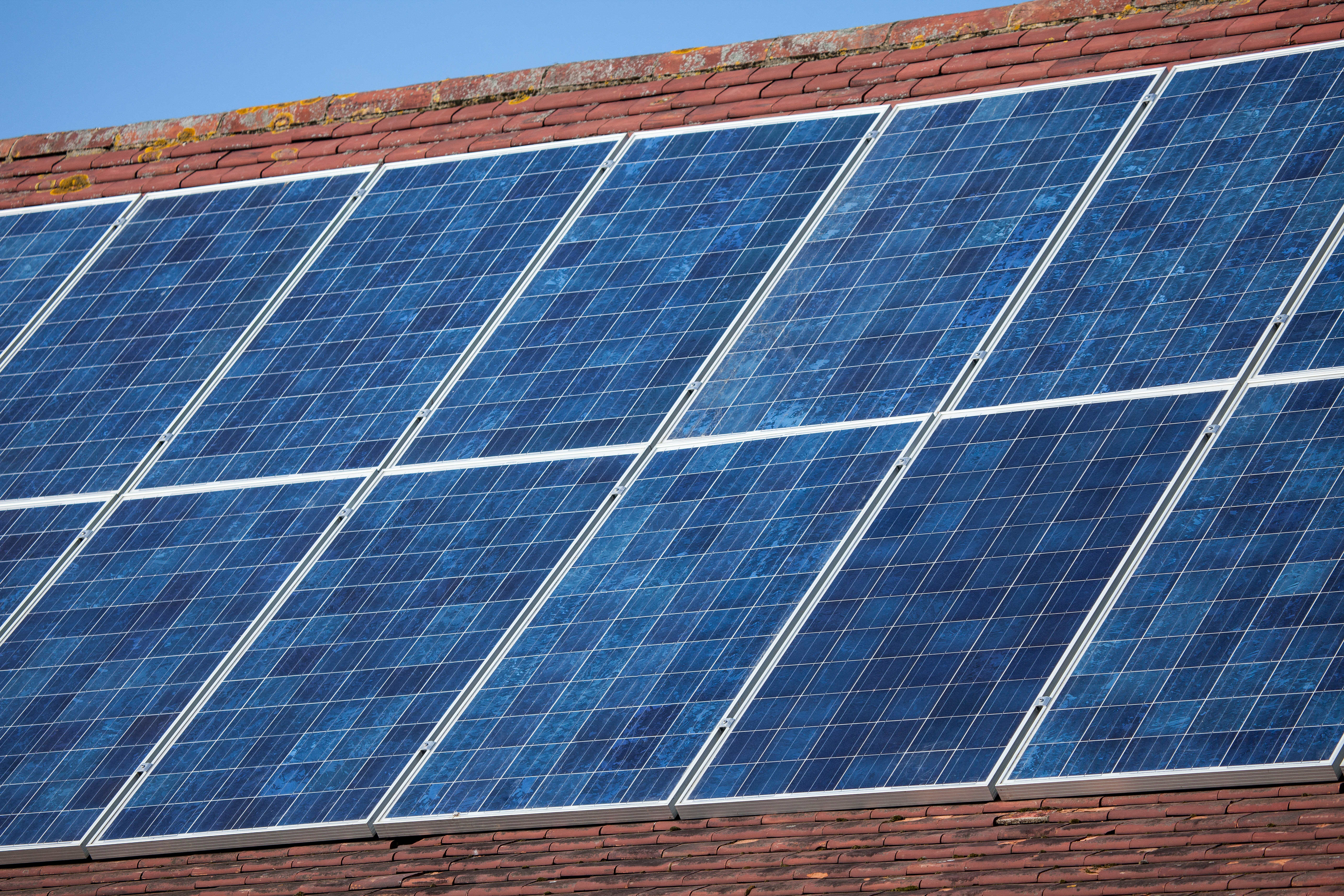 Solar Pv Installation Portsmouth School Low Carbon