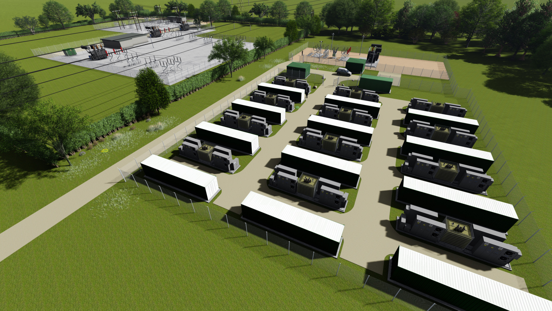 ry battery storage project