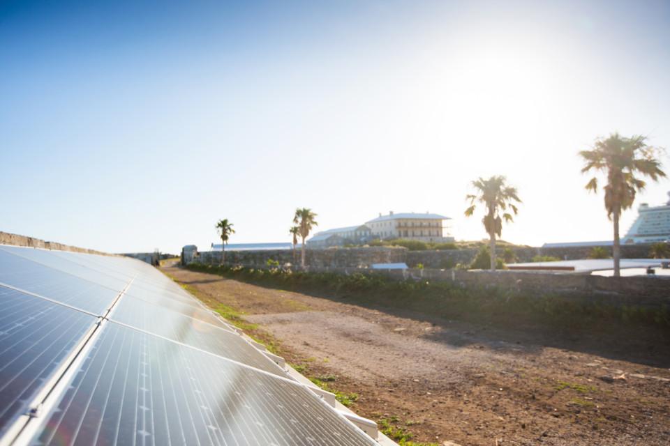 Bermuda solar