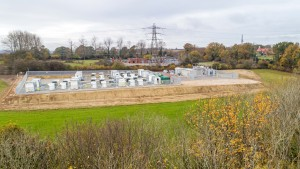 Glassenbury battery storage park