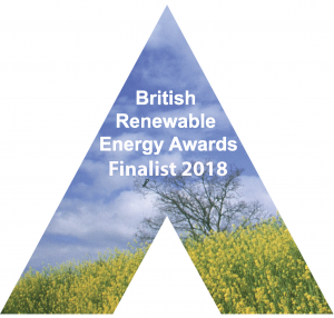 Renewable Energy Awards finalist