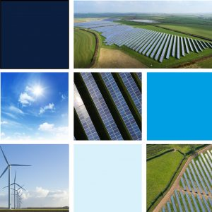 Low Carbon banner - renewable energy