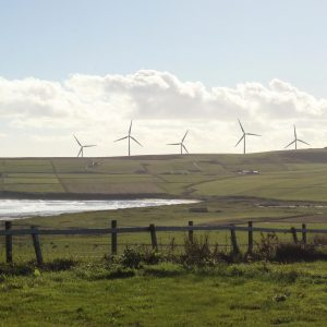 Hesta Head wind farm